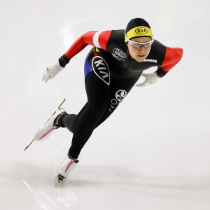 World Sprint Speed Skating Championships – Calgary Day 1